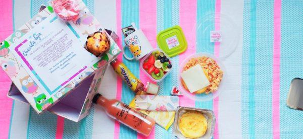 Caja colombiana desayuno sorpresa happymorning box