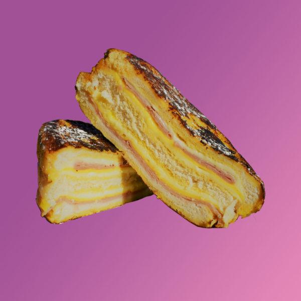Happymorning sandwich crocante